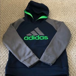 Adidas hoodie size S (8)